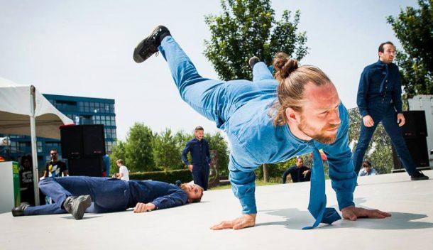 Breakdance voor volwassenen!