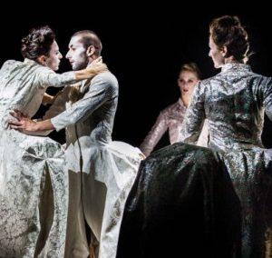 Pearl / Ed Wubbe - Scapino Ballet @ Junushoff | Wageningen | Gelderland | Netherlands