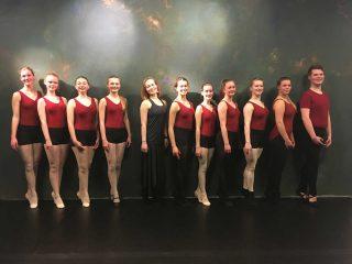 Bransz ballerina's doen mee met Royal Moscow Ballet