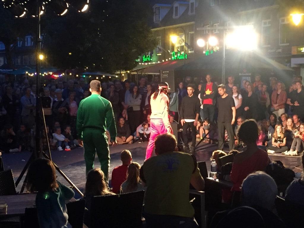 AID Wageningen Breakdance battle, (c) Martijn Adelmund